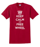 Keep Calm and Free Wheel - JBM Press  - 2