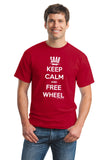 Keep Calm and Free Wheel - JBM Press  - 3
