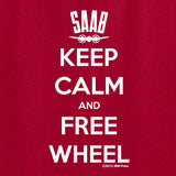 Keep Calm and Free Wheel - JBM Press  - 1
