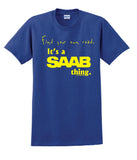 Find Your Own SAAB Thing - JBM Press  - 2