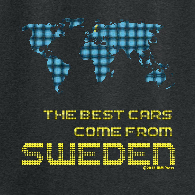 The Best Cars Come From Sweden