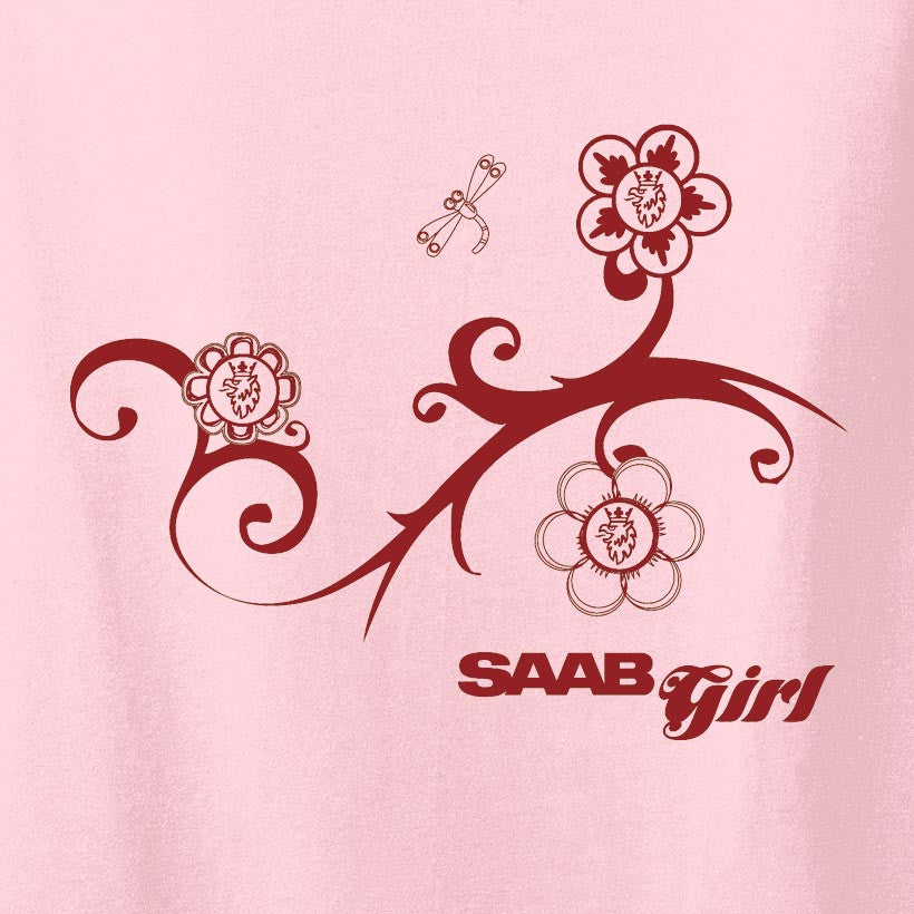 SAAB Girl - JBM Press  - 1