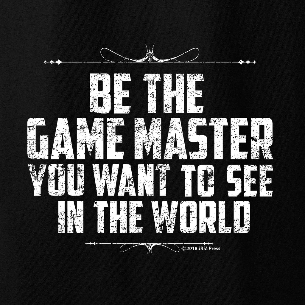 Be The Game Master