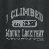 I Climbed Mount Lookithat - JBM Press  - 1