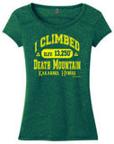 I Climbed Death Mountain (Ladies Cut) - JBM Press  - 2
