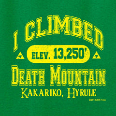 I Climbed Death Mountain - JBM Press  - 1