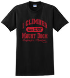 I Climbed Mount Doom - JBM Press  - 2