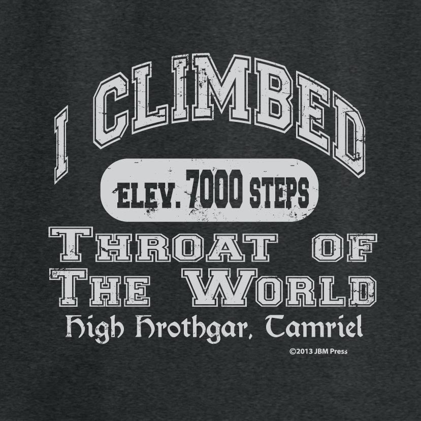 I Climbed Throat of the World - JBM Press  - 1