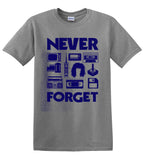 Never Forget - JBM Press  - 2
