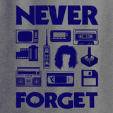 Never Forget - JBM Press  - 1