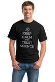 Keep Calm and Trust Science - JBM Press  - 3