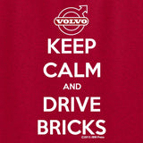Keep Calm and Drive Bricks - JBM Press  - 1