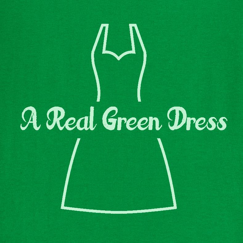 Real Green Dress