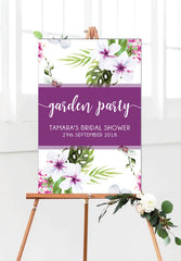 garden-party-welcome-sign-portrait