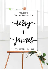 minimalist_wedding_welcome_sign_australia