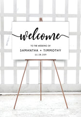 minimalist_wedding_welcome_sign
