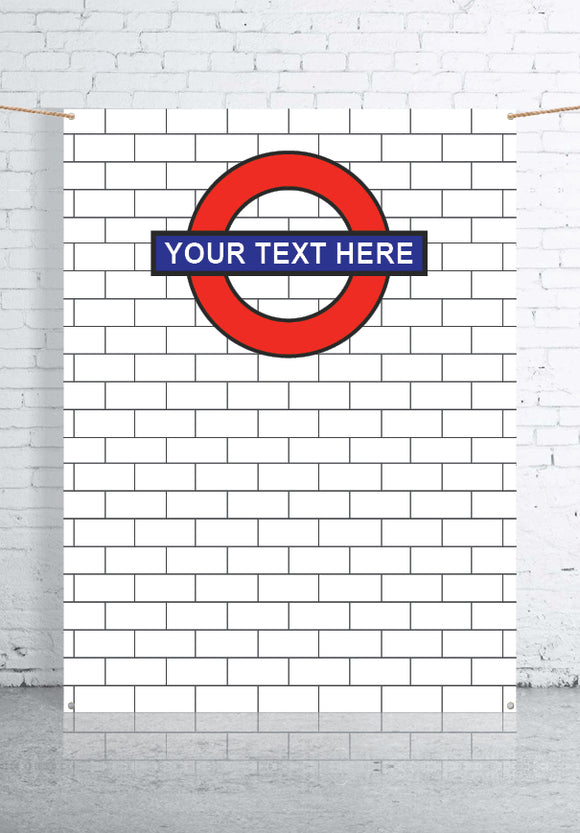 london-tube-travel-party-backdrop-banner
