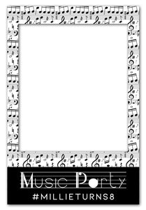 music-theme-party-photo-booth-frame-prop-large