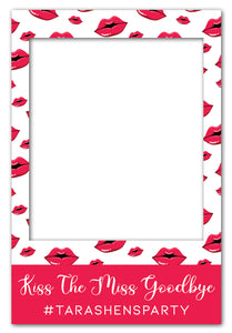 kiss-the-miss-goodbye-photo-booth-frame-prop