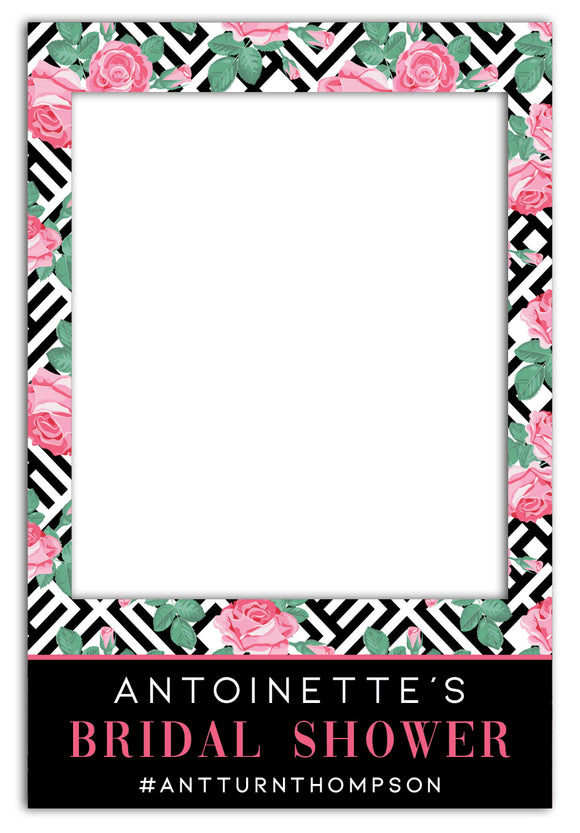 roses-geometric-stripes-hens-party-photo-booth-frame-prop