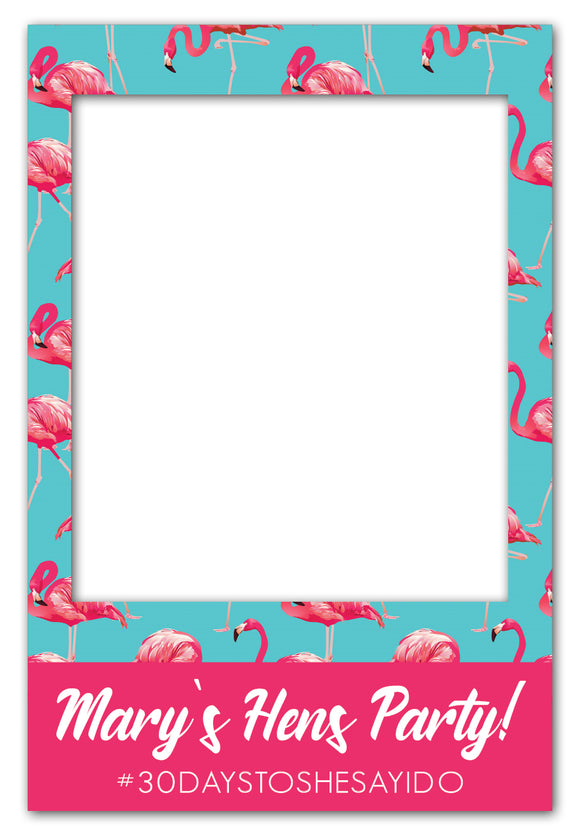 flamingo-party-photo-booth-frame-prop-large