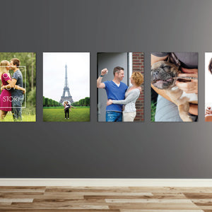 Our Love Story - Story Board Prints