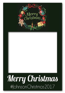 christmas-wreath-photo-booth-frame-prop