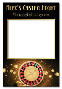 black-and-gold-casino-party-photo-booth-frame