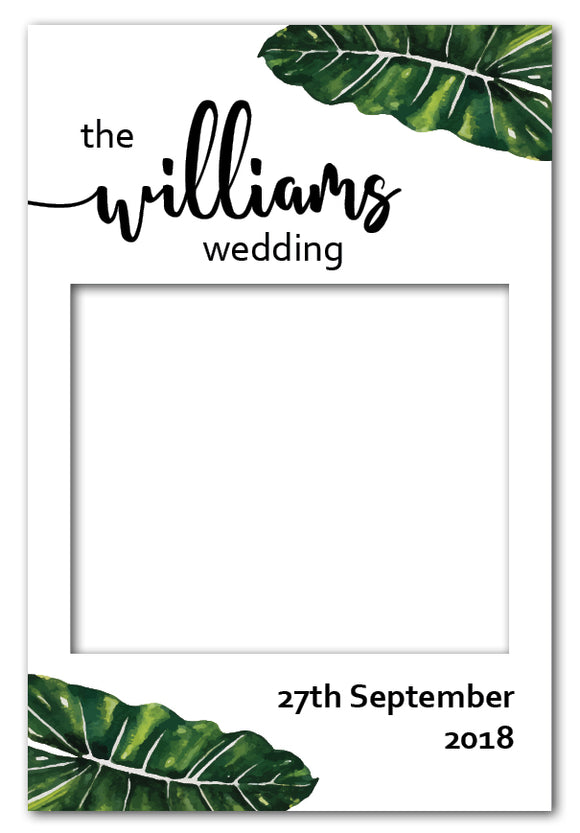 palm_leaf_wedding_photo_booth_frame_prop_australia