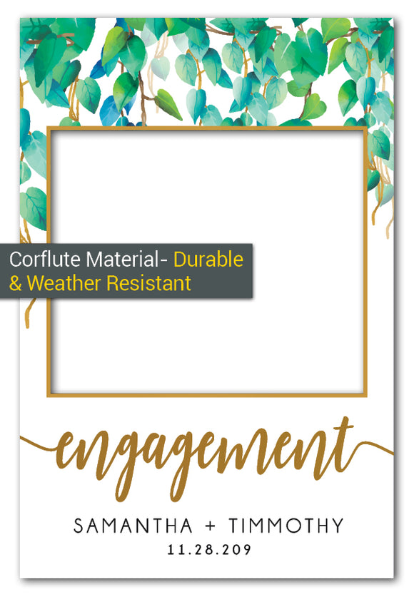 wild_leaves_engagement_photo_booth_frame_medium_corflute
