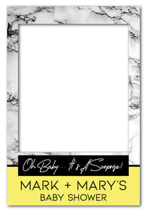yellow-and-marble-gender-neutral-photo-booth-frame-prop-medium