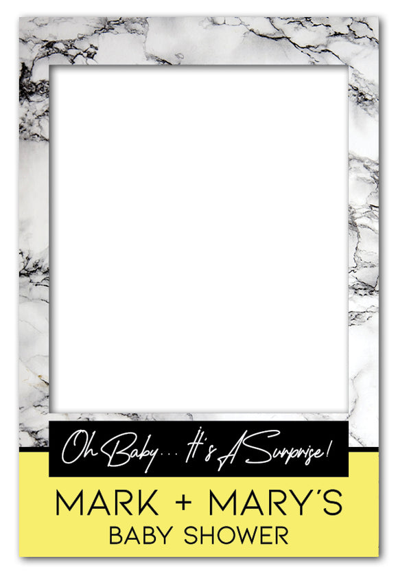 yellow-and-marble-gender-neutral-photo-booth-frame-prop-large