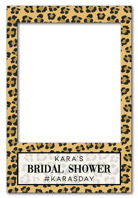 leopard-animal-print-party-photo-booth-prop-frame-medium