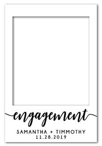 minimalist_engagement_photo_booth_frame_prop_australia