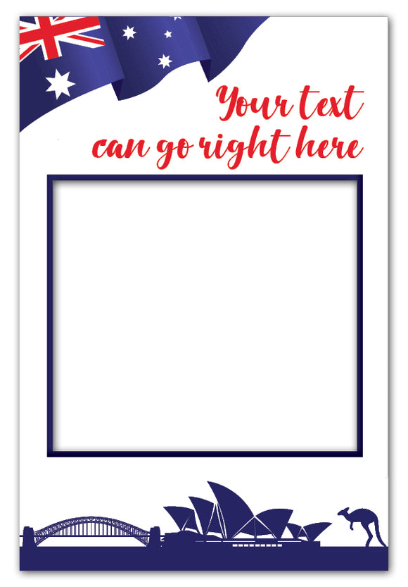 australia-day-flag-photo-booth-frame-props