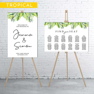 tropical-welcome-sign-and-seating-chart-bundle-large