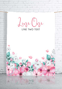 pink-watercolour-flowers-bridal-shower-backdrop