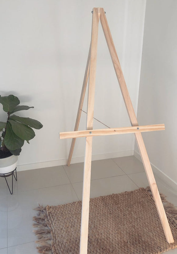 150cm Wood Wedding Easel
