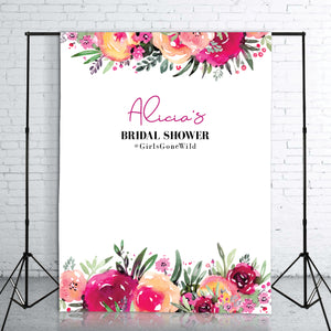 marsala-flowers-bridal-shower-backdrop