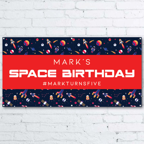 outer-space-birthday-party-personalised-banner
