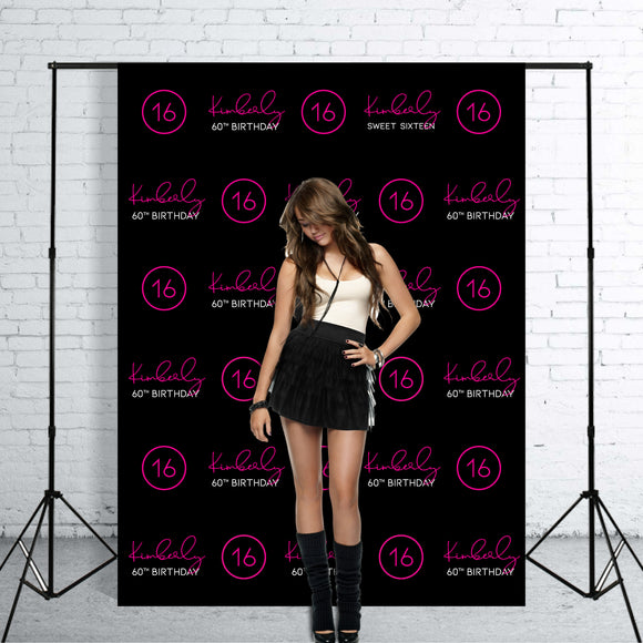 16th-birthday-step-and-repeat-backdrop-with-model