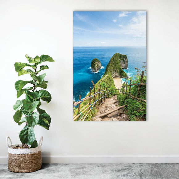 bali-kelingking-beach-canvas-print