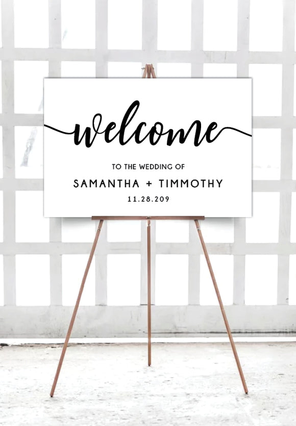 minimalist_wedding_welcome_sign_landscape