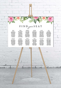 pink-and-tropical-wedding-seating-chart-landscape