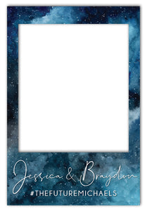 a-starry-night-engagement-photo-booth-frame