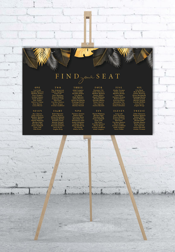 elegant-tropical-wedding-seating-chart-1