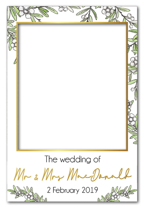 a_wedding_photo_booth_frame_collection