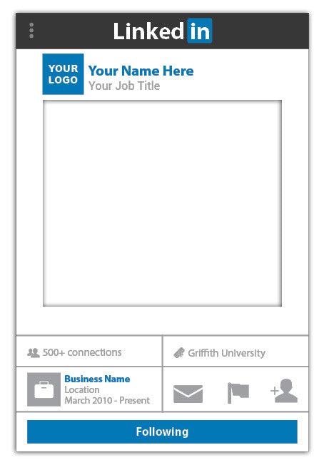 linkedin-prop-photo-booth-frame-personal-medium