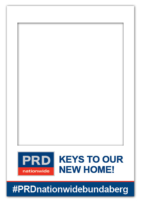 PRD Nationwide Custom Frame - Medium (60 x 90 cm)
