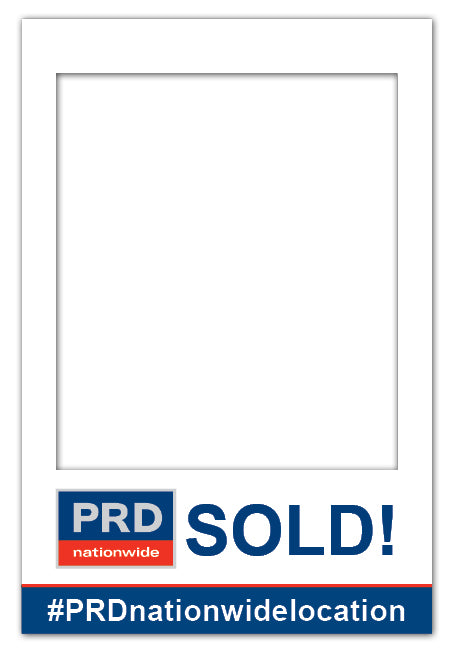 PRD Nationwide SOLD! - Large (80 x 110 cm)